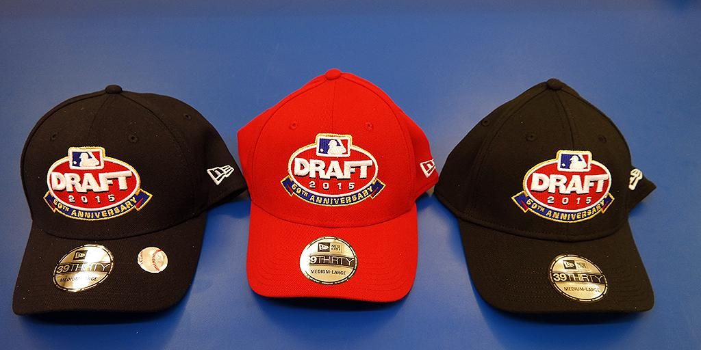 Hey, who wants a 50th anniversary #MLBDraft hat? Followers to RT are eligible to win. Go! http://t.co/JH373UgqCv http://t.co/Vrv251LFWk