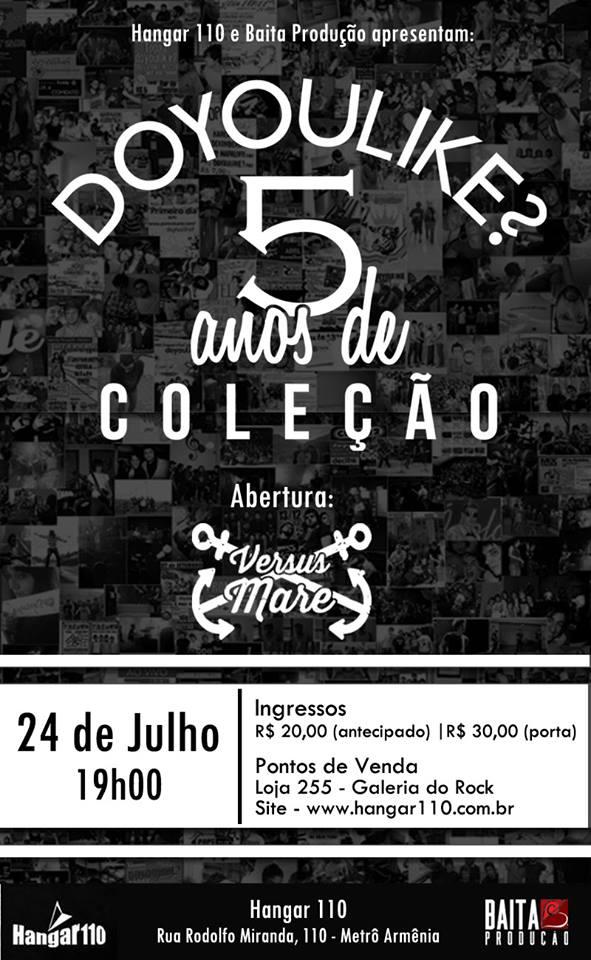 ATENÇÃO SÃO PAULO! Nosso encontro na capital dessa cidade já tem data marcada e é dia 24 de Julho no @Hangar110! http://t.co/BoO9I8YeVB