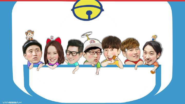 Leessang Singapore On Twitter Cutie Running Man Wallpaper To Spice Up Your Day Have A Nice Weekend Credit VanessaH Weibo