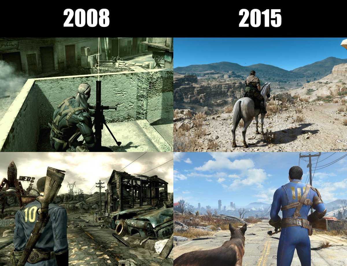 Congratulations to video games for using color again! http://t.co/vDFy3VVAmh