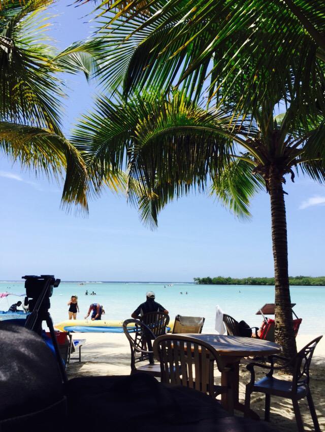 今日のさまぁ〜リゾートは、ドミニカ共和国!日本人にはあまり馴染みないけど、アメリカ人には人気のリゾート地!僕もロケに行ってきたので間違いないです!あとHotelもいいので、是非見てください! http://t.co/bgvyR2yOqp