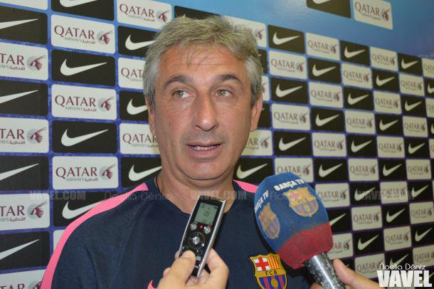 Jordi Vinyals Will Not Continue At Barcelona B