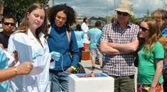 Thumbnail for Soapbox Science in Swansea