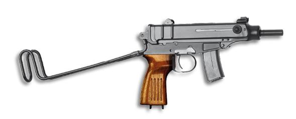 CZ Skorpion 61S