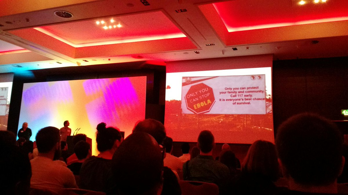 ThoughtWorks is helping transform services to Ebola patients in Sierra Leone #TWEUAwayDay http://t.co/gThr1ekkK3