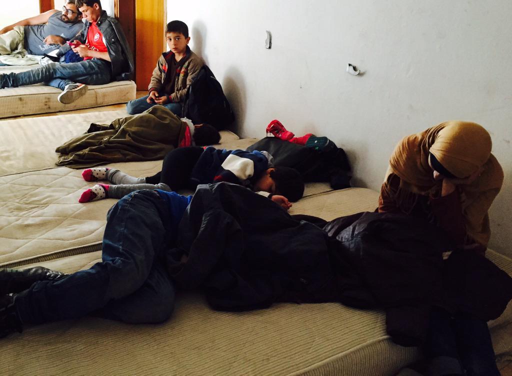 refugees asylum seekers mediterranean unhcr