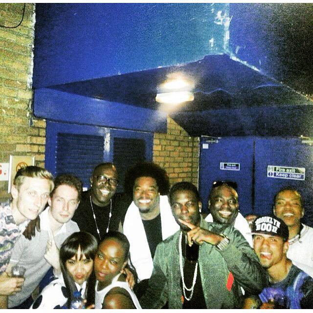 Last nights show was mad! Today has been a write off @RealBigBrovaz @OfficialDamage @BlazinSquad http://t.co/I0T1BEU8ZN