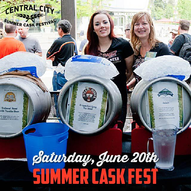 We're giving away 2 tickets to our #SummerCaskFest this Saturday! RT to enter. Winner will be drawn tomorrow at noon! http://t.co/O8BUPMnvMx