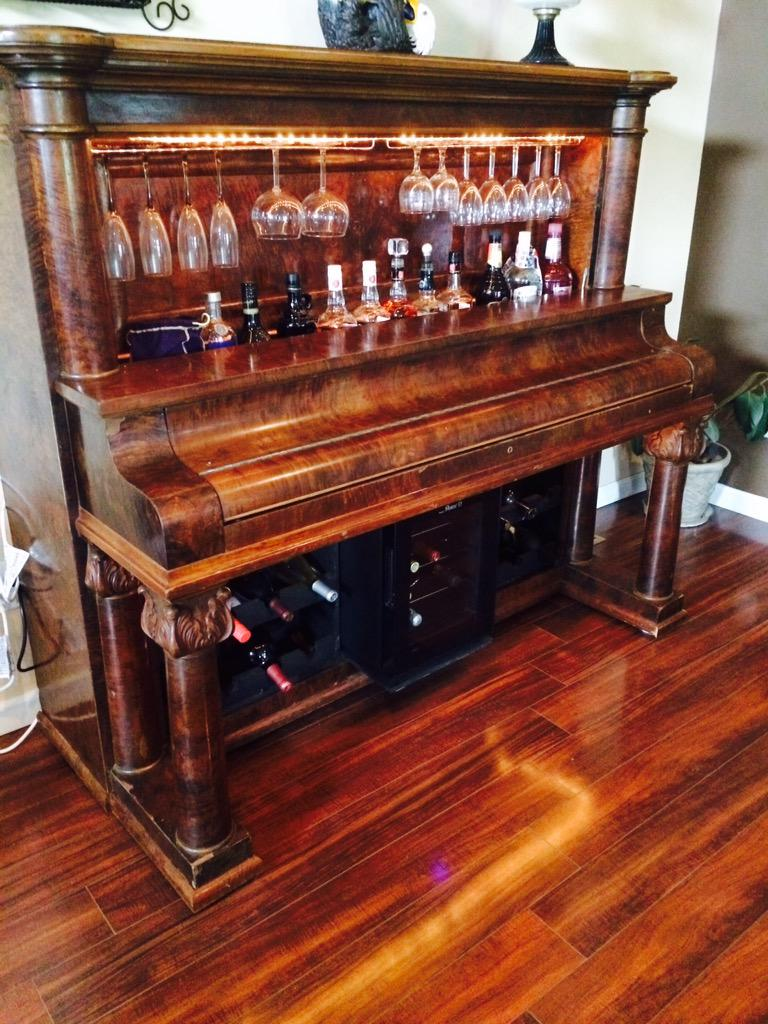 Jeffrey Koehler On Twitter Finished The Piano Bar Think It Turned