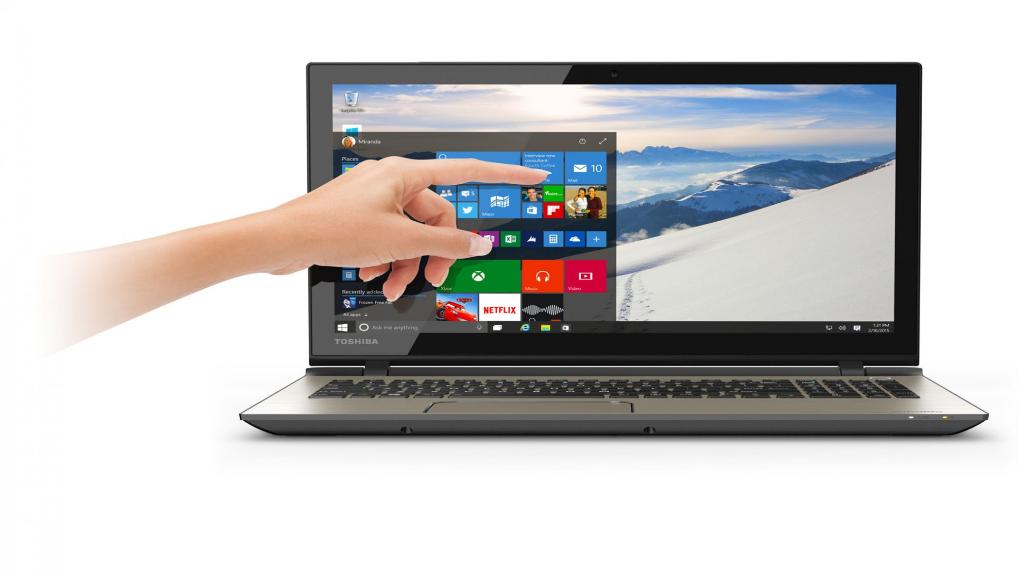 Toshiba has a new product line ready for the release of Windows 10: