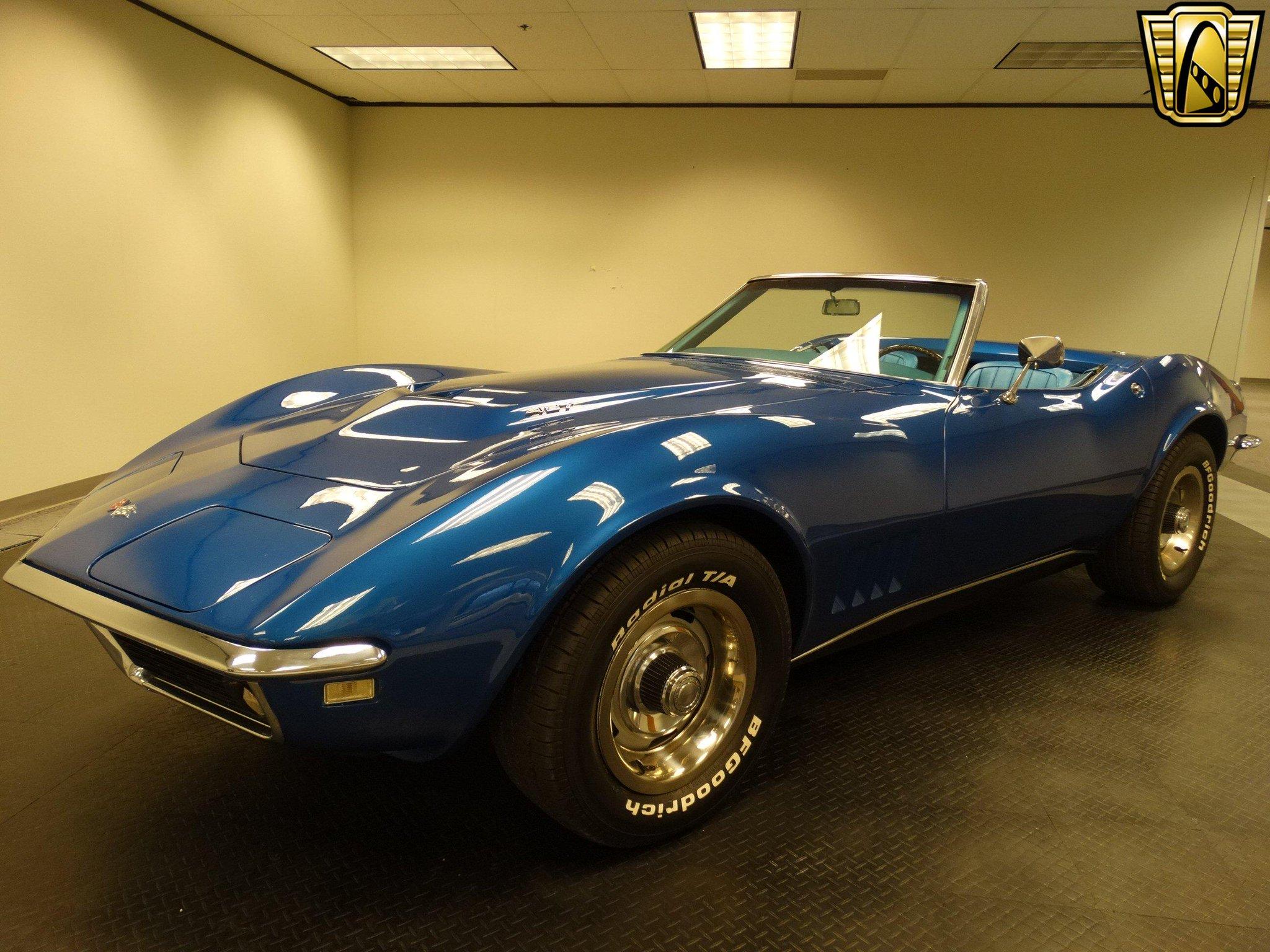 """Gateway Classic Cars On Twitter: """"1968 Chevrolet Corvette"""