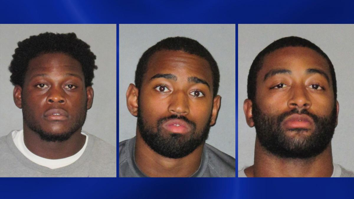 BREAKING: LSU QB Anthony Jennings and two other football players arrested http://t.co/yHUcXROWt0 #LSU http://t.co/i6IsIAODkF