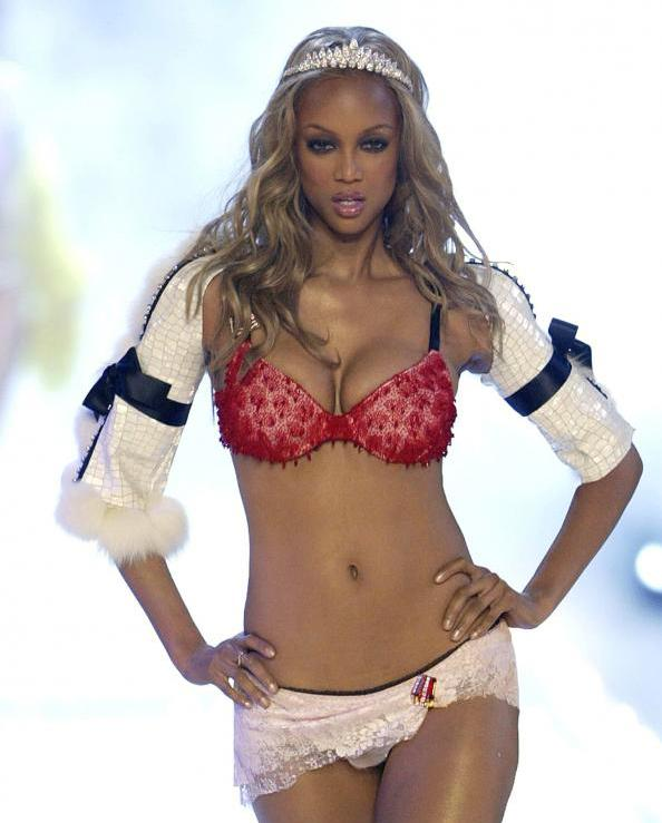 Tyra Banks Without Makeup: Because You Always Wanted To Know What Tyra Banks Looks