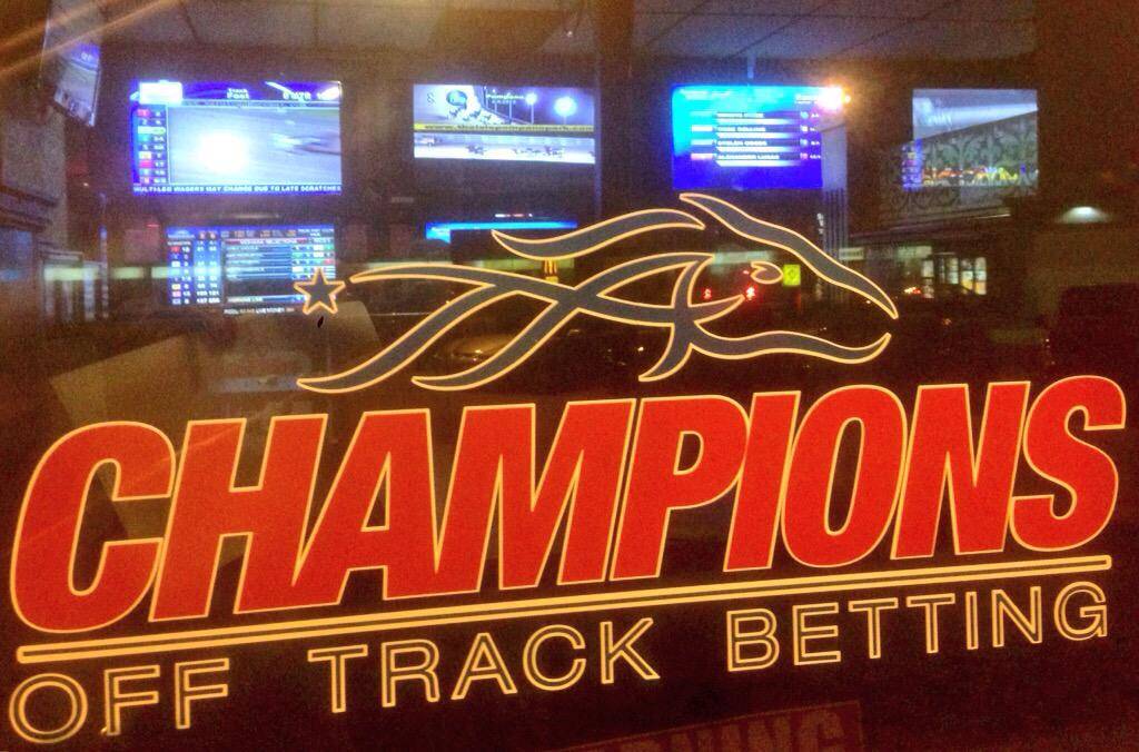 Champions off track betting locations ontario