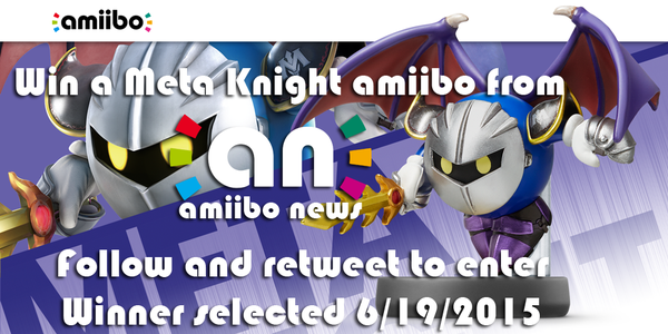 Last day to register to win Meta Knight. Winner selected tomorrow. Follow the link to enter. http://t.co/bAHzFrO9LG http://t.co/g1qEIAQbX2