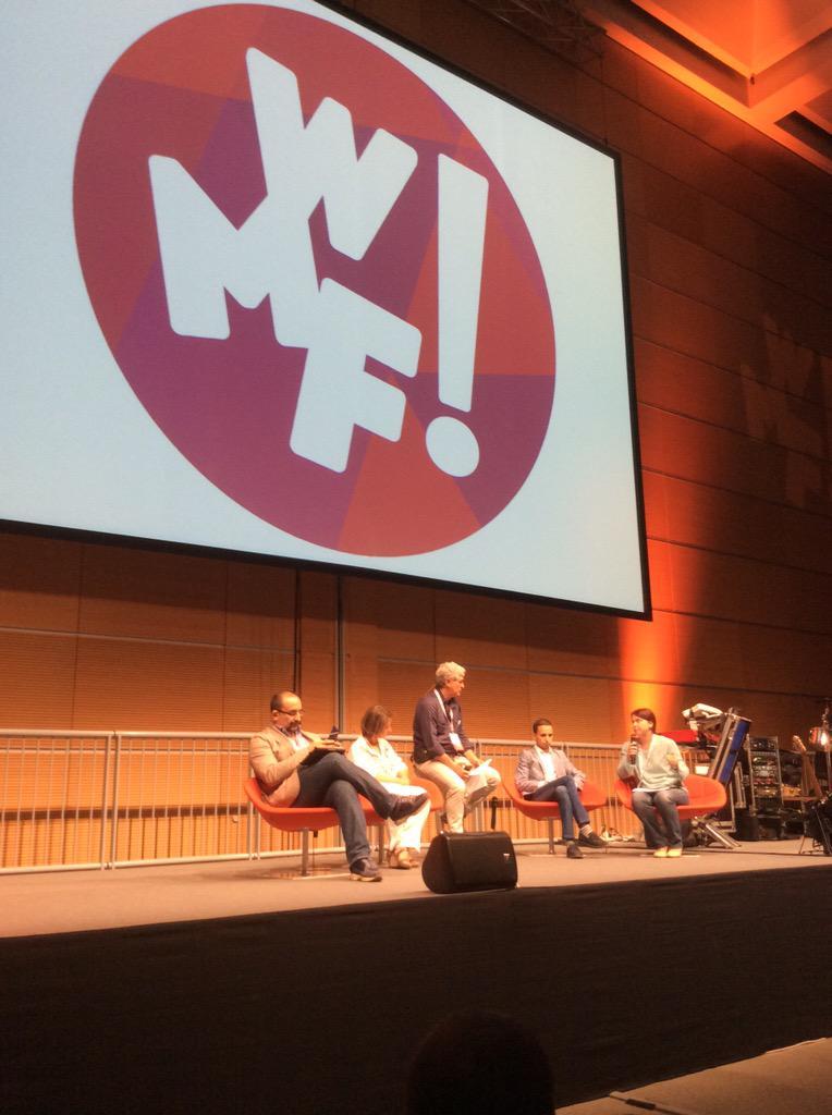 Il #wmf15 è anche #rispetto e #uguaglianza.  #HATESPEECH online tra bufale, razzismo e libertà di espressione. http://t.co/qDnwv3N9hH