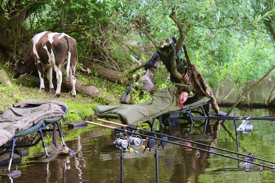доброе утро рыболовы картинки всего они были