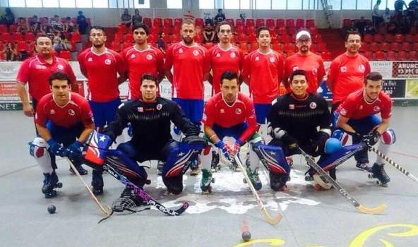 La Otra Roja' Selección de hockey patín debut en Mundial pide apoyo en #RedesSociales  http://t.co/D2HVrVcUua #Chile http://t.co/U4RwGXMlIp