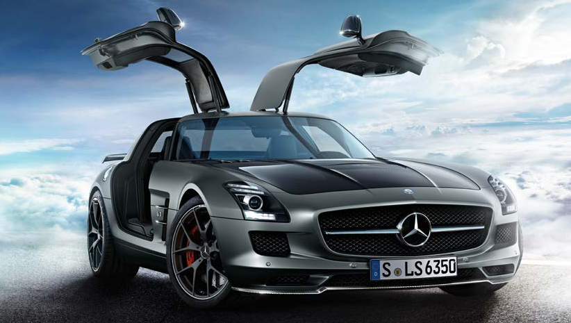 Mercedes benz retail on twitter funfactfriday an sls for Mercedes benz twitter