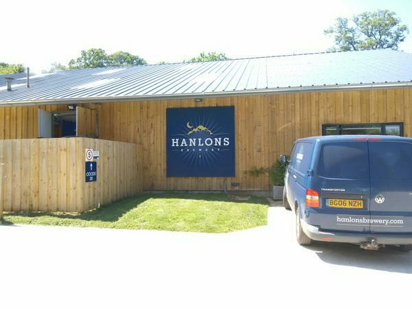I'm @HanlonsBrewery. Is it wrong that this feels like a kind of pilgrimage? http://t.co/OQue83PqQP http://t.co/QficIa46LF