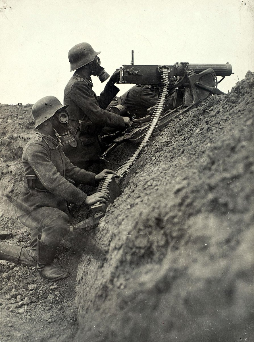 german machine guns ww1 - photo #23