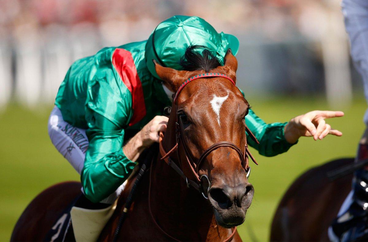 Ervedya – Coronation Stakes 2015