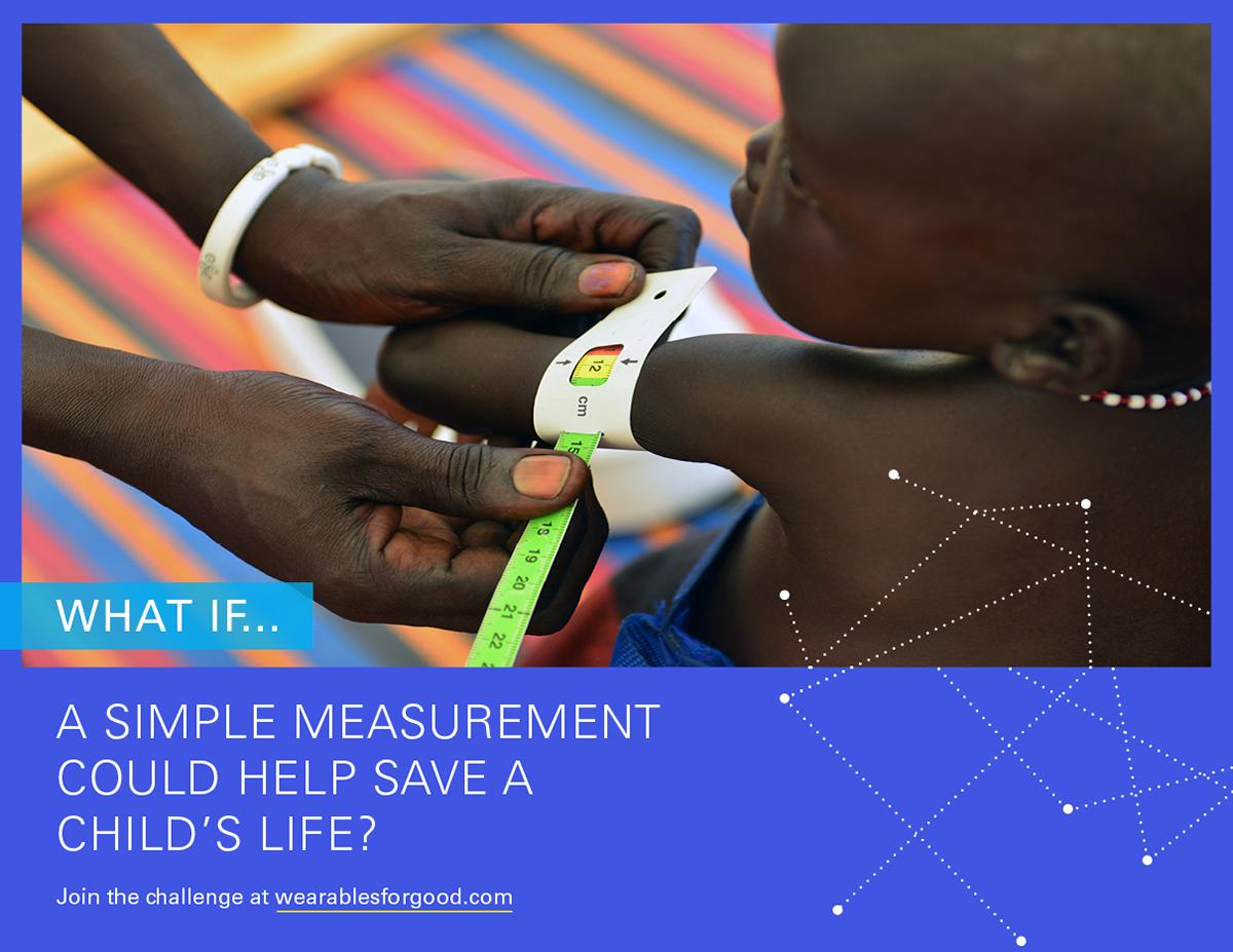 Want to design a wearable that saves lives? Enter here: http://t.co/dYVvraV7rZ @UNICEF @ARMCommunity @frogdesign http://t.co/r9XS6MLjYN