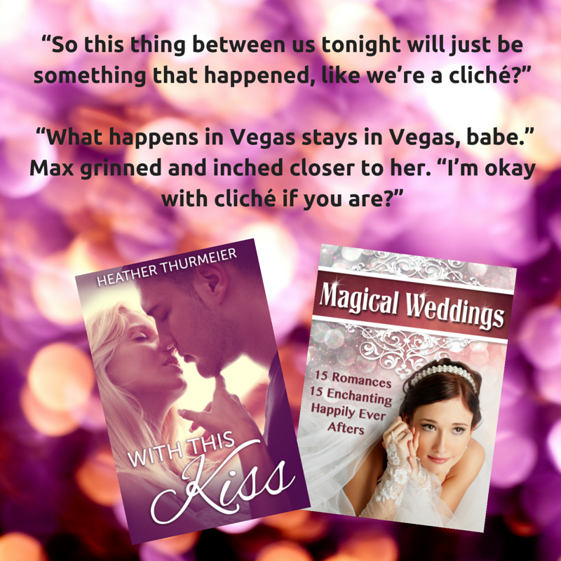 WITH THIS KISS 15 stories, only #99cents #magicalweddings #WhatHappensInVegas #vegas http://t.co/pYPignh3Na http://t.co/wyLNaBMCpf