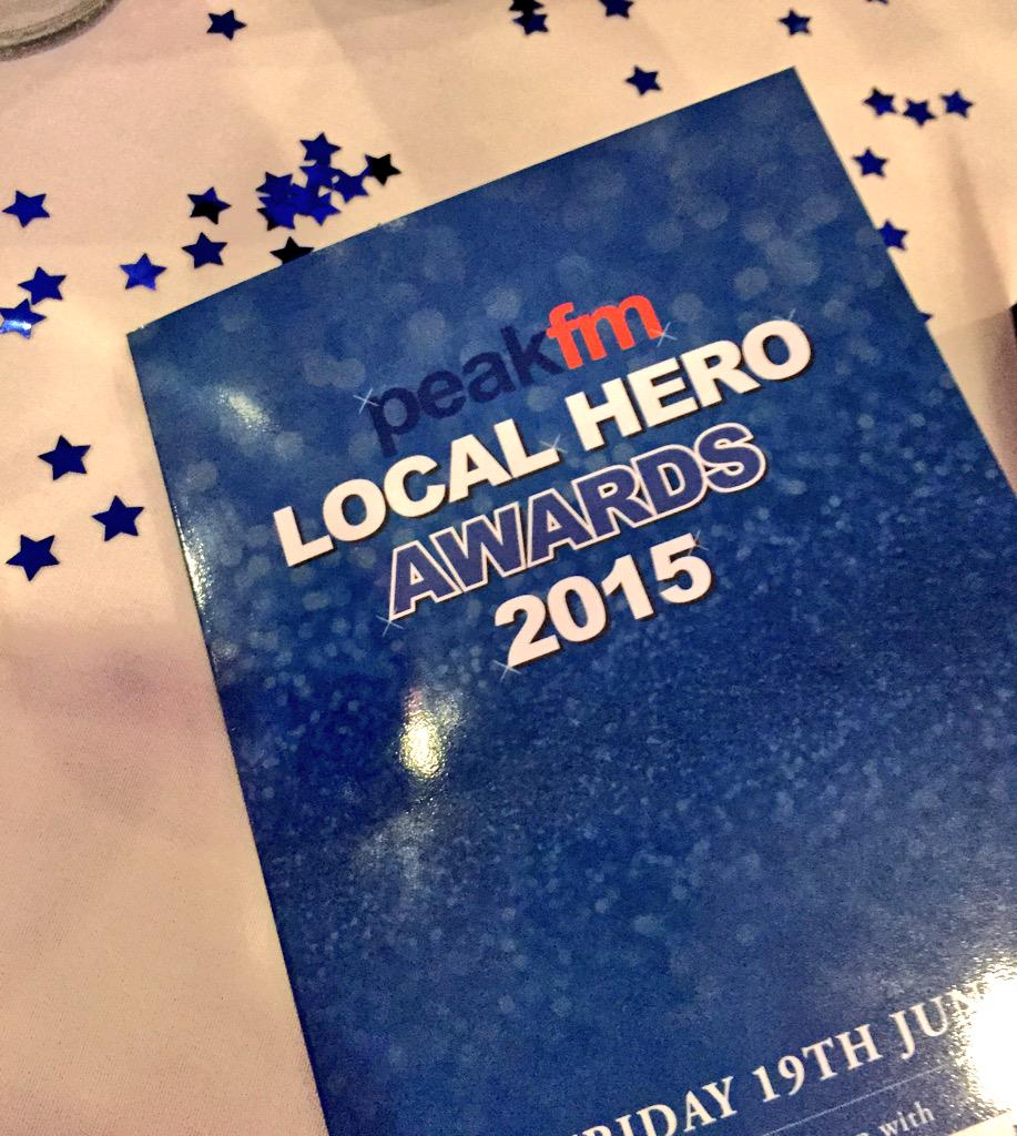 Peak FM Local Hero Awards Programme