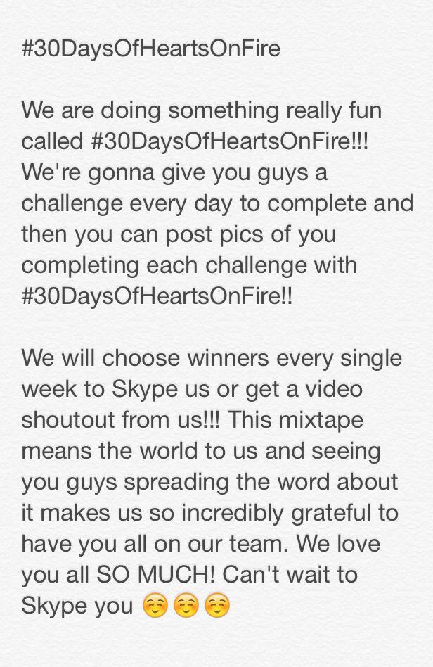 #30DAYSOFHEARTSONFIRE http://t.co/eCvVpw0Ti0