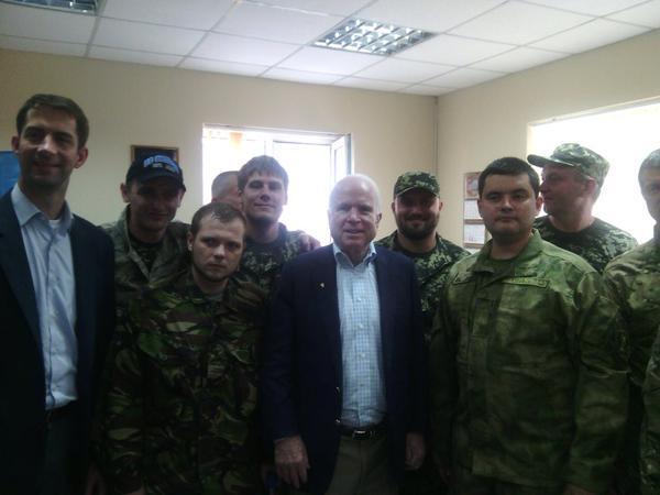 Сенаторы-республиканцы будут добиваться предоставления американского оборонительного вооружения Украине, - Маккейн - Цензор.НЕТ 9223
