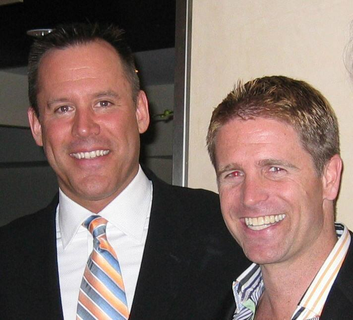 Another of my fave pics, #VinceFlynn with @BradThor #RememberingVinceFlynn http://t.co/cjZ3TXxSqo