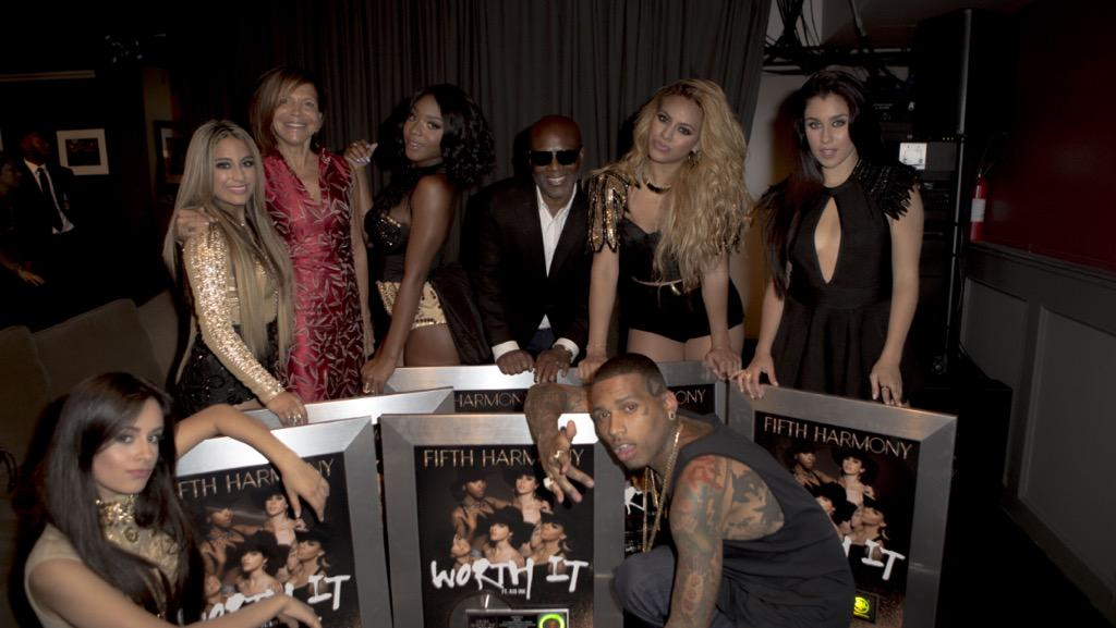 So Proud, So Worth It, So Platinum ! @Fifthharmony @Kid_Ink http://t.co/dDY1MvGUqh