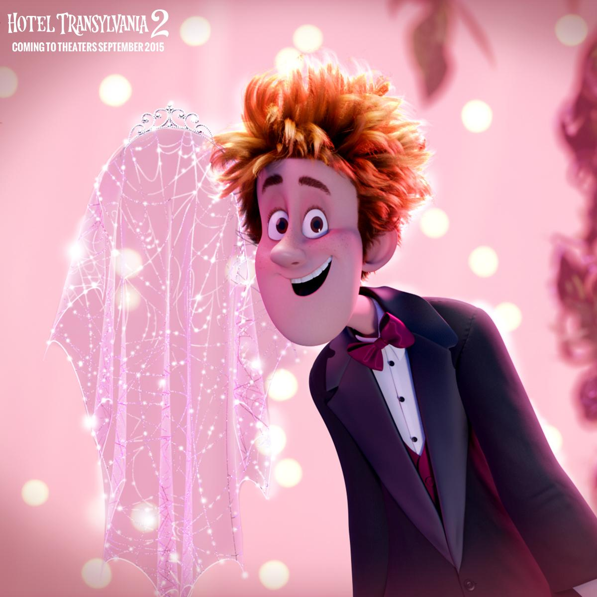 Hotel Transylvania On Twitter VD2013 Yeah Were Married And The Wedding Was AWESOME Those Monsters Know How To Party