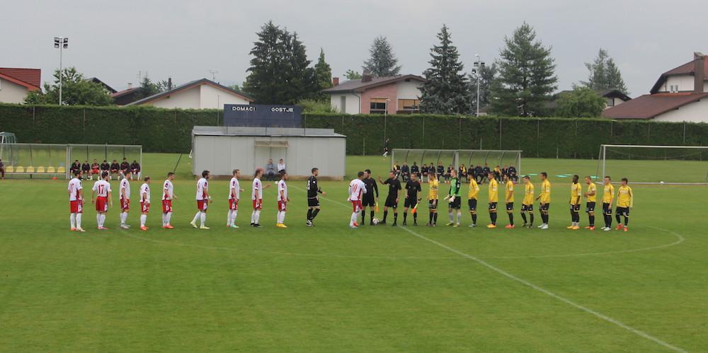 Rabotnichki and Celje before their game