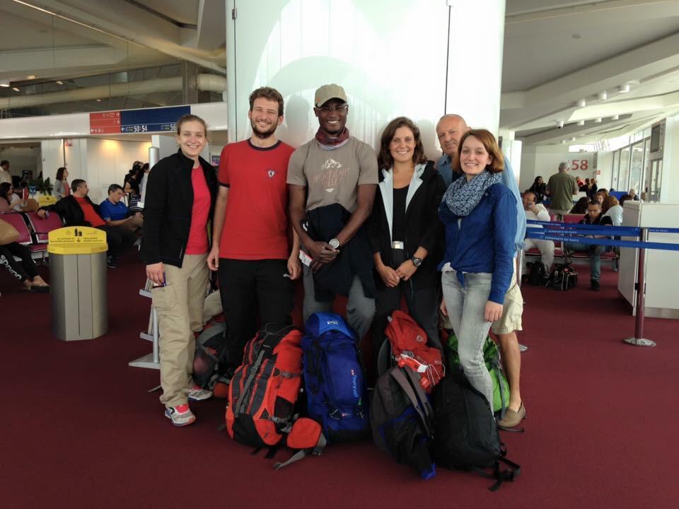Ready to Climb Kilimanjaro @EndPolioNow @Rotary http://t.co/VZaAd1FgHg