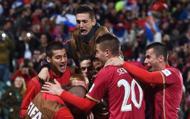 Нисам мислио да ћу икада рећи: Србија је првак света у фудбалу. Е сада, није искључено да то поновим. Хвала момци. http://t.co/OK2fwzlfcG