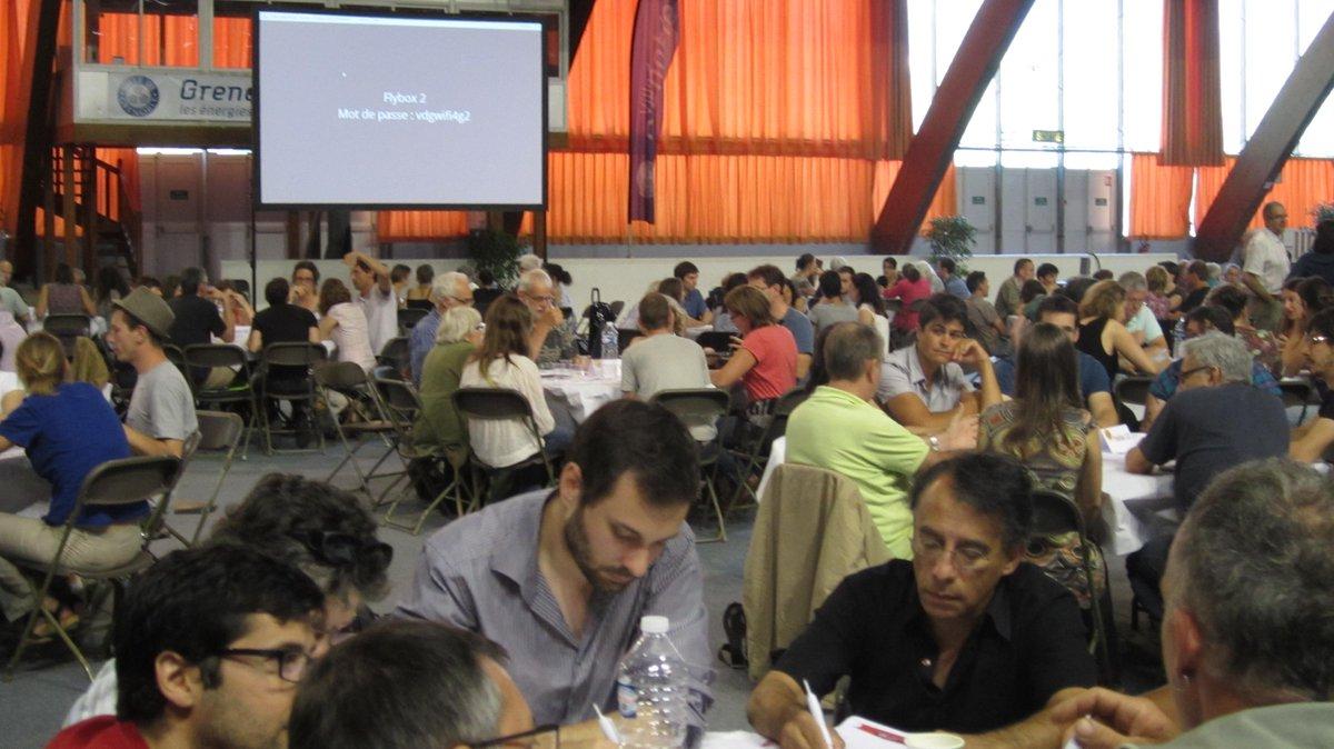 Grenoble, un samedi consacré au budget participatif