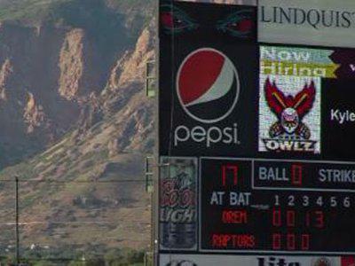 Video:  Utah baseball club's 'Caucasion Night' under fire http://t.co/GcZoSLtloN