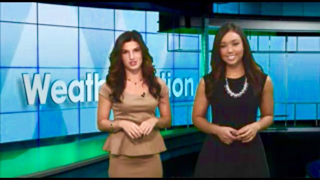 Tracey Anthony On Twitter Girlpower On Weathernation This Morning