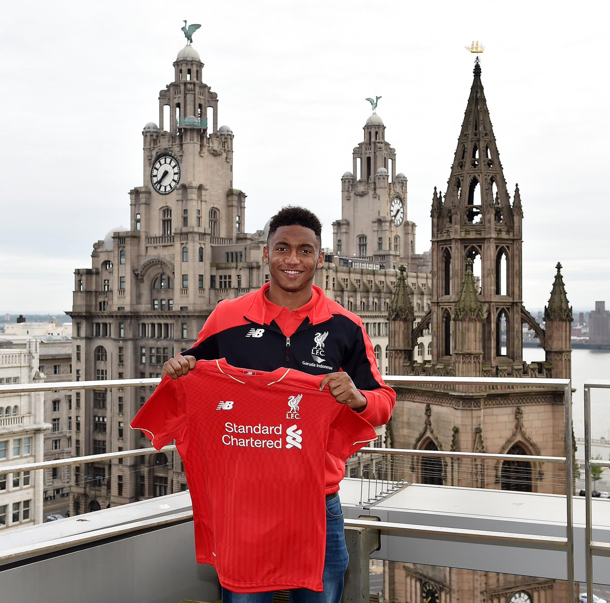 Image result for Joe gomez join liverpool