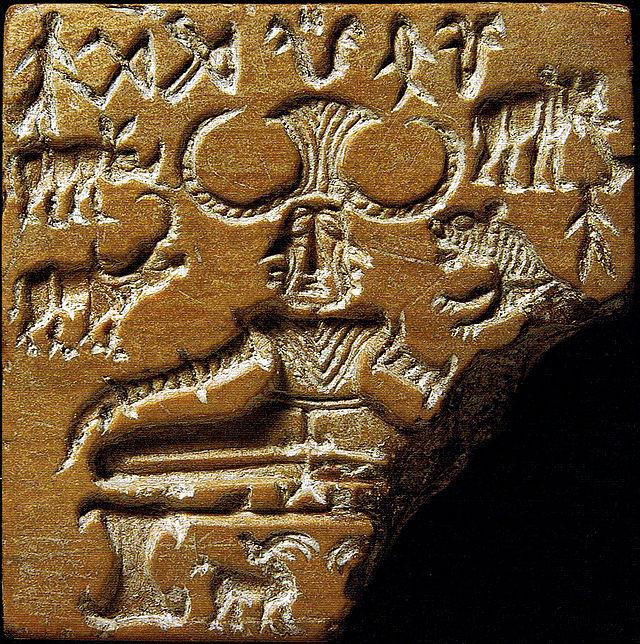 """IndianHistory on Twitter: """"2,700 Year Old Yogi in Samadhi Found in ..."""