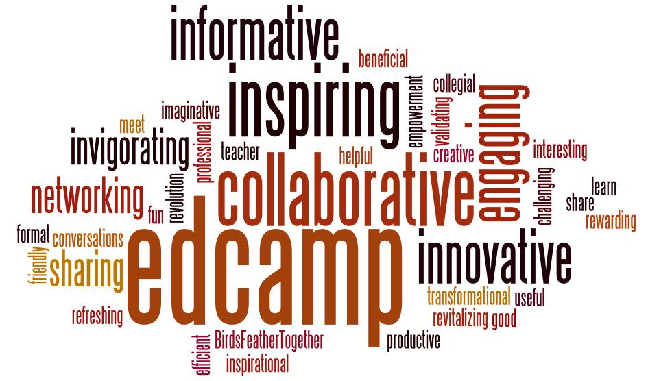 Good morning everyone. I may be late to the chat. Wanted to start with this. Why edcamp? #CatholicEdChat http://t.co/Okm8dmDxk0