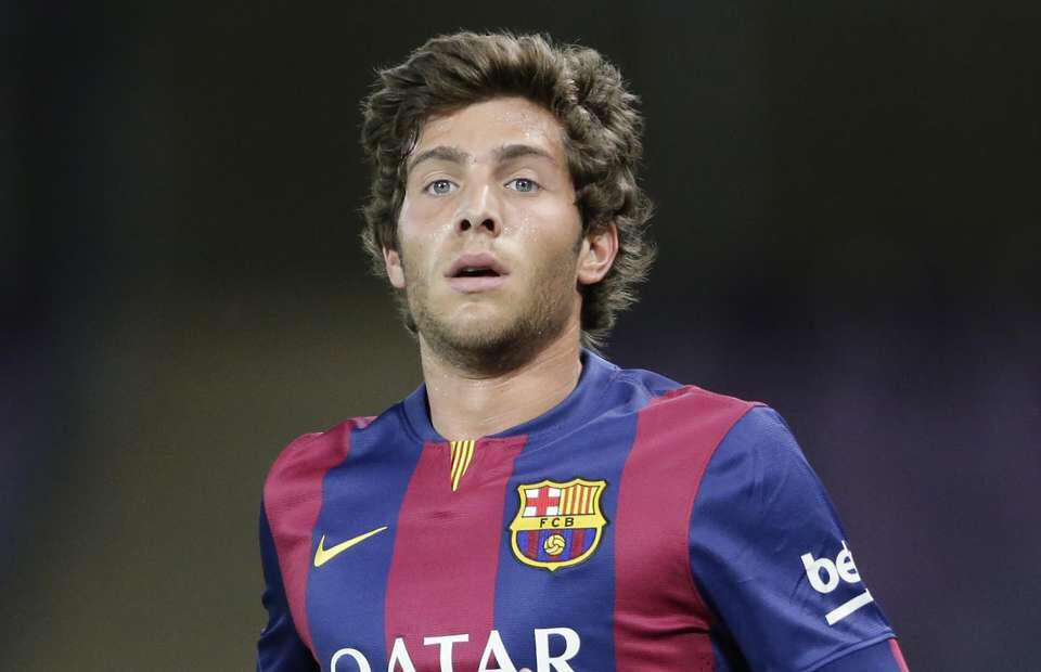 Sergi Roberto Will Stay At Barcelona