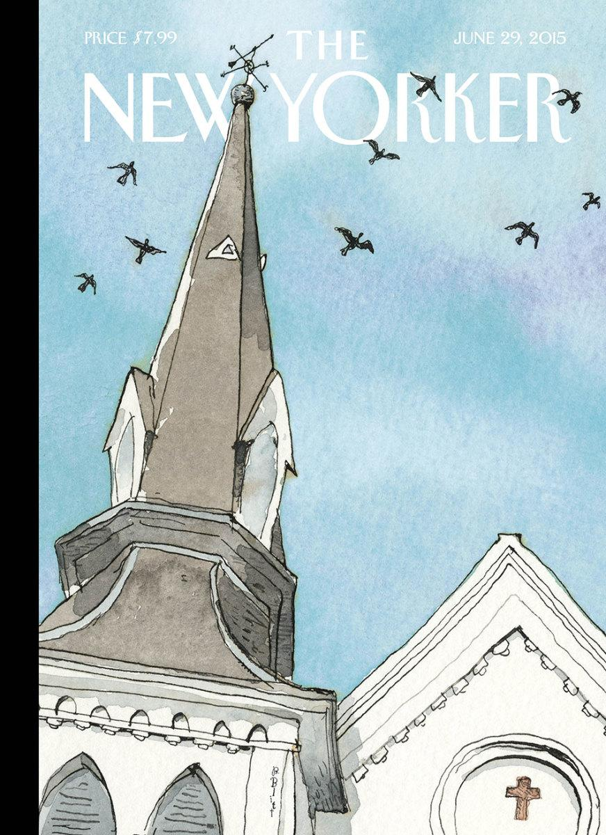 This wk's @NewYorker memorializes the nine murdered at Mother Emanuel http://t.co/WUsk2kt5xd #Chs #charlestonshooting http://t.co/S3W1dOCC6C