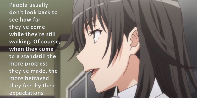 kuroha akise on quote by shizuka hiratsuka anime