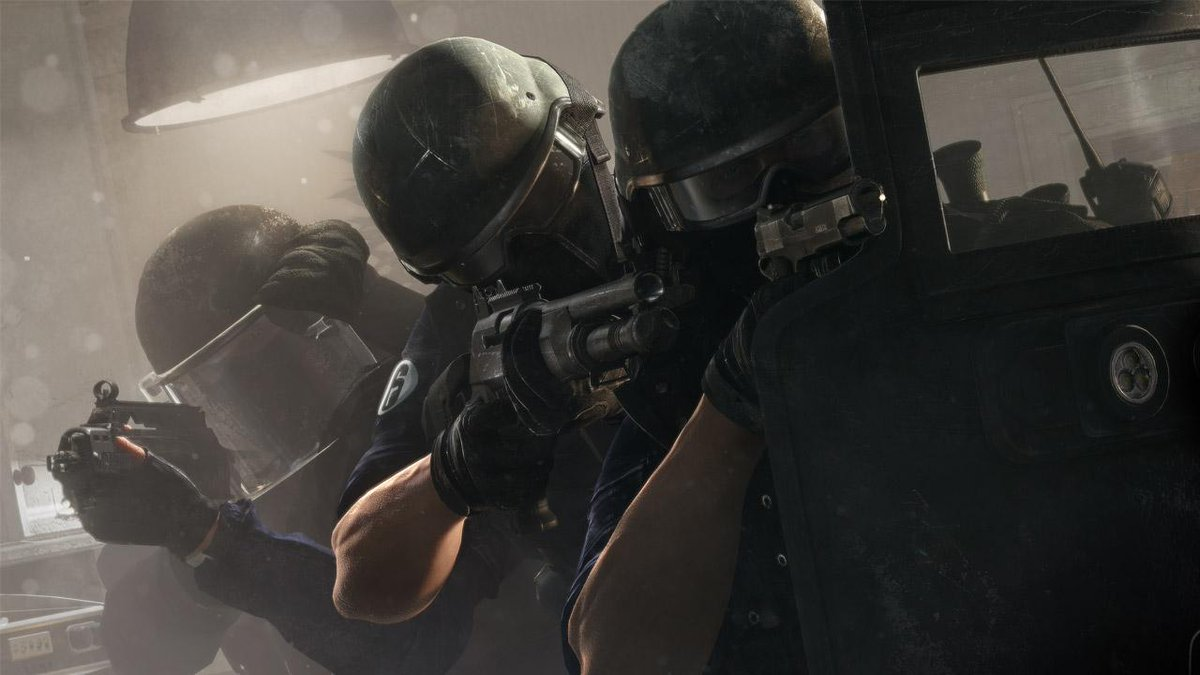 We're partnering with #Ubisoft to give away #RainbowSixSiege beta codes, an #Xbox One, & a TV http://t.co/SaimTJeh8B