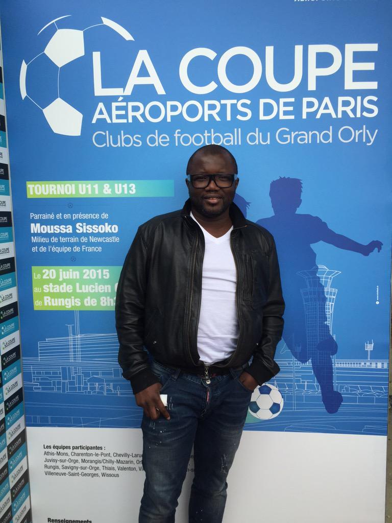 Moussa Sissoko Twitterissa Sanogobak Mon Agent Un Agent