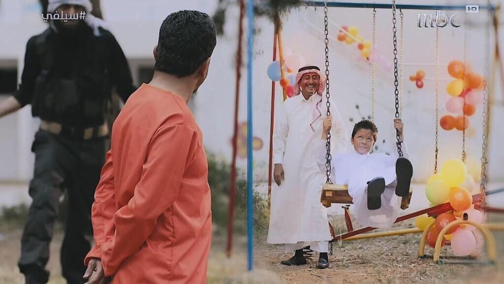 ناصر القصبي مسح تاريخ مسلسلات رمضان كلها بمشهد واحد!  @algassabinasser  #برافو #سيلفي http://t.co/TAjoysucV1