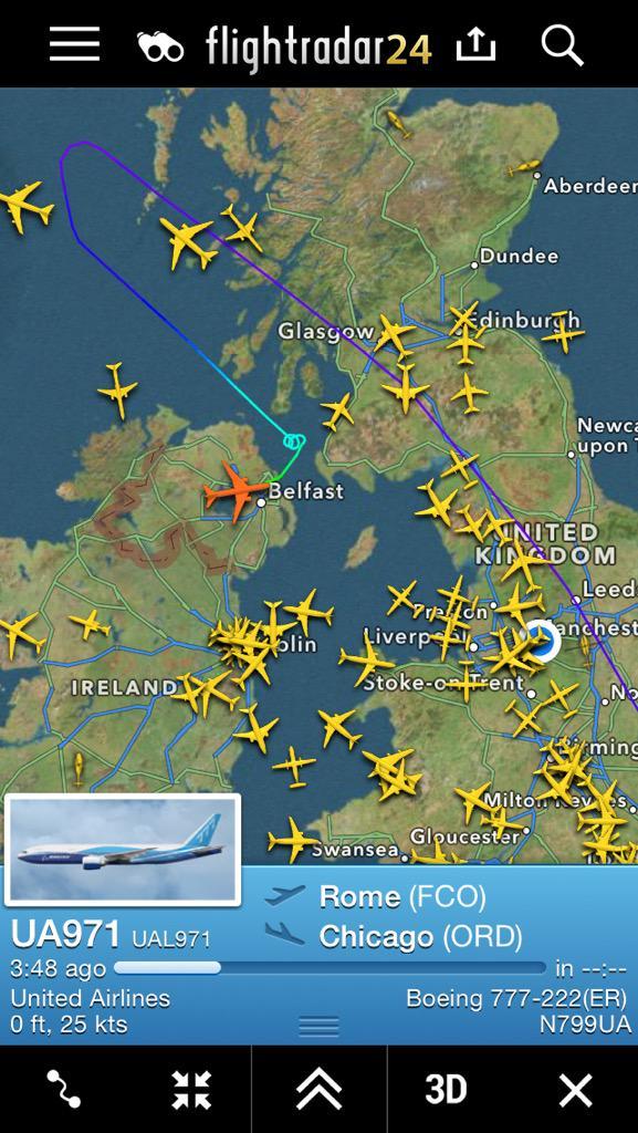 Transatlantic flight diverted 'after passenger kept demanding nuts'